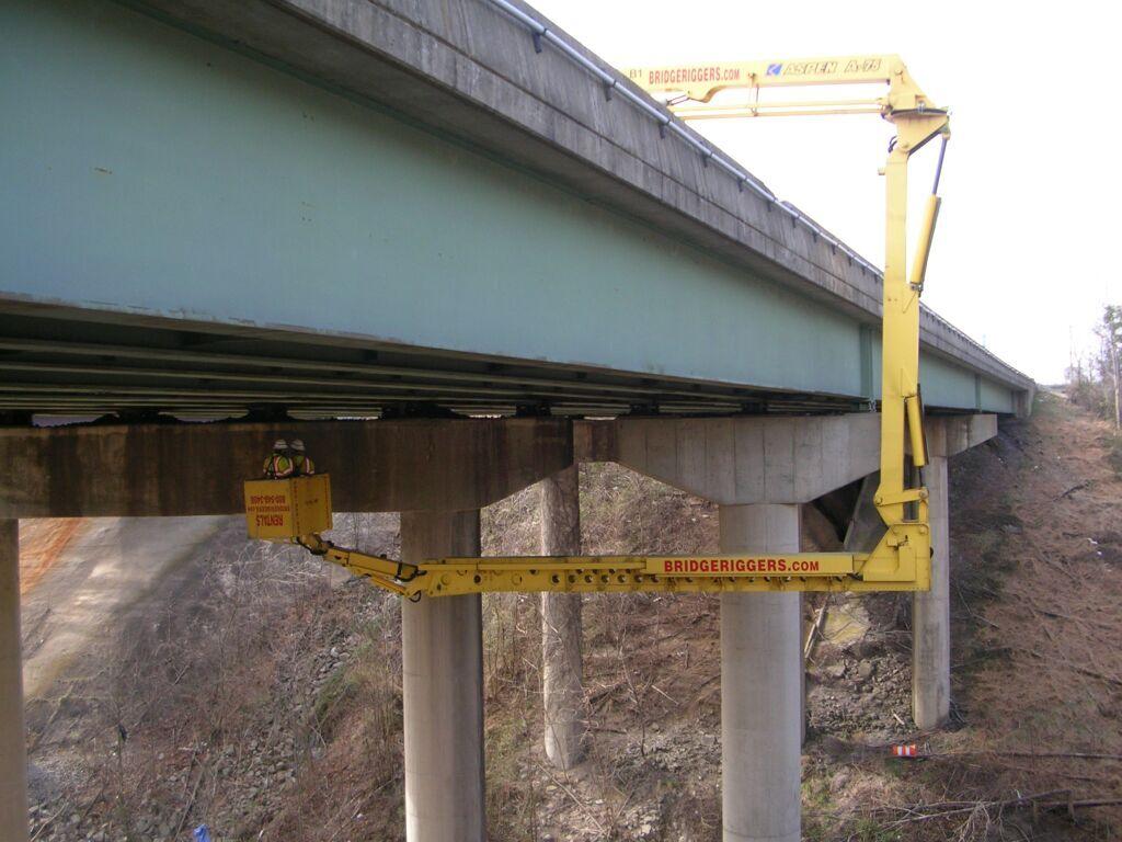 picture of the bridge over Neabsco Creek