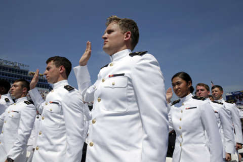 New Naval Academy partnership to provide study abroad opportunities