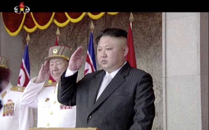 Trump strategy on N. Korea: 'Maximum pressure and engagement'