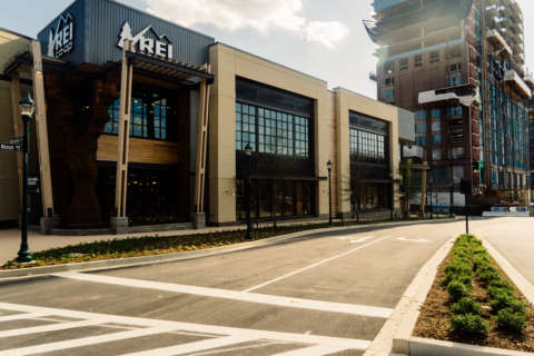 REI sets April 25 opening at Pike & Rose