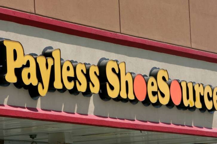 23 2006 File Photo Shows A Payless Front Is Seen In Philadelphia Shoe Chain Shoesource Has Filed For Chapter 11 Bankruptcy Protection