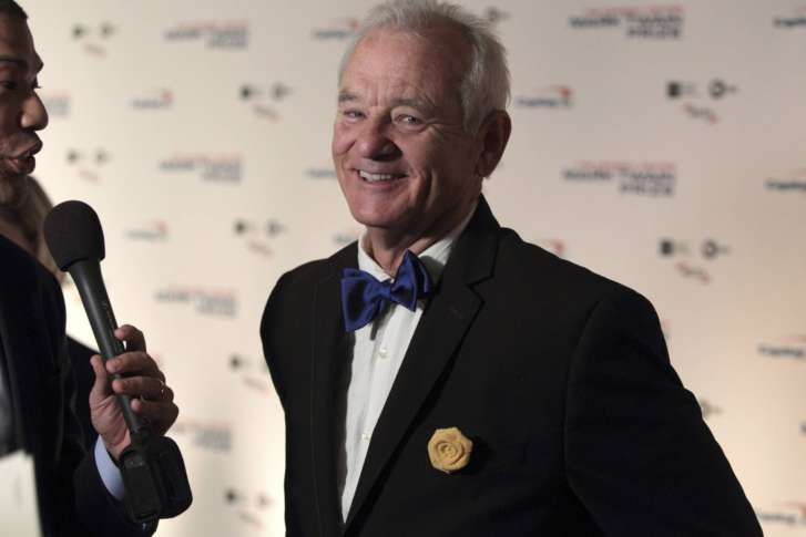 Bill Murray To Debut Classical Music, Literature Project In Napa