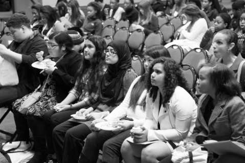 Md. conference tackles teens and making good choices