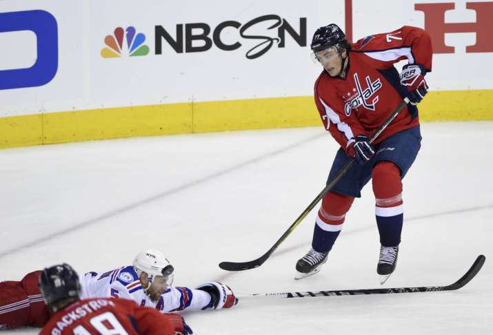 TJ Oshie Gets Big New Deal With Capitals
