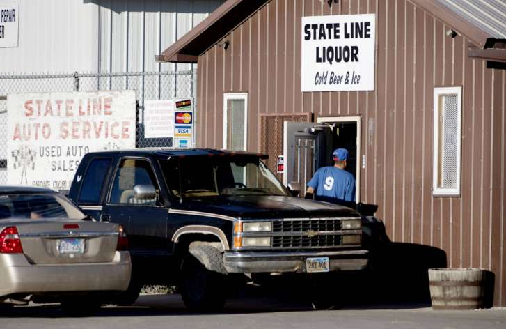 Nebraska beer stores near reservation may have to close