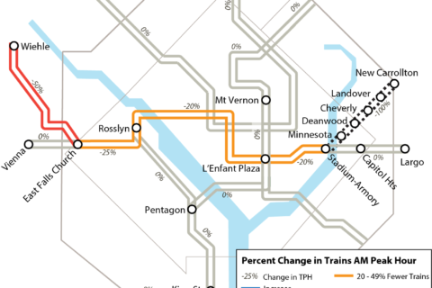 WTOP track work guide: Surge 15, May 16 to June 15