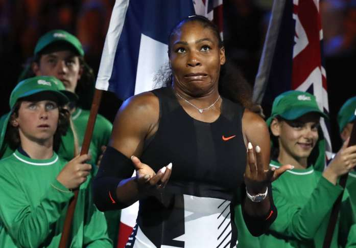 Serena Williams Responds to Tennis Pro's Racist Comments About Her Unborn Baby