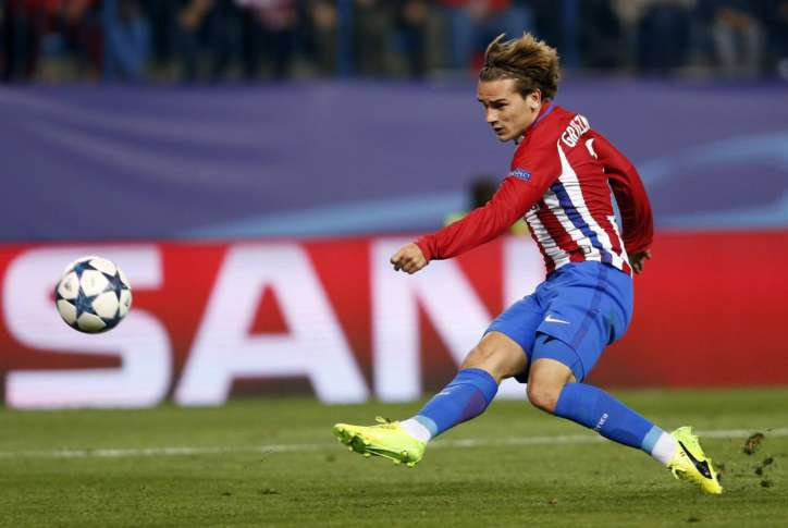 Griezmann leaves it late to deny Real in derby