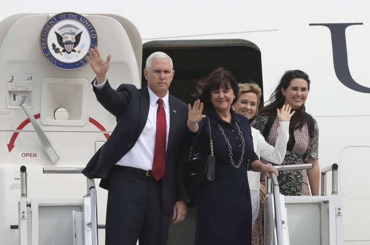 US Vice President: US will work with Japan on DPRK