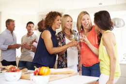 The CPR Party helps hosts organize gatherings that share a similar model to the traditional jewelry and tupperware parties. Think: first aid meets Pampered Chef. (Thinkstock)