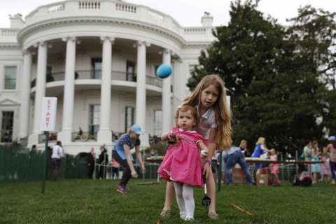 Eggs-citing news: Snag your tickets to the White House Easter Egg Roll