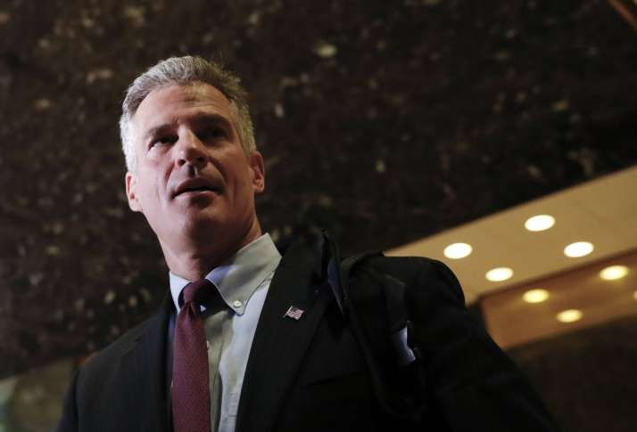 'It's an honor': Trump nominates Scott Brown for ambassador to New Zealand