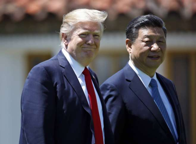 Trump has explained Thaad move to Xi: Seoul