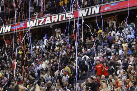 Caps, Wizards playoff ticket prices won't break many banks