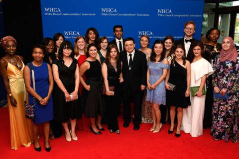 Local university students win White House Correspondents' Association scholarships
