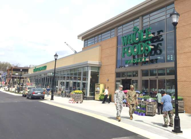 whole foods opens for first time in prince george 39 s co wtop. Black Bedroom Furniture Sets. Home Design Ideas
