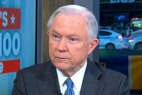 On Michael Flynn, AG Sessions says vetting can't 'catch everything'