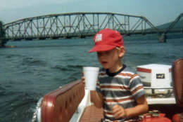 When Andrew Gifford was just 5 years old, he said, one joke his parents orchestrated at Deep Creek Lake left him with a lifelong fear of water.