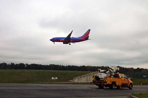 Md. Congress members want FAA to restore old BWI flight patterns