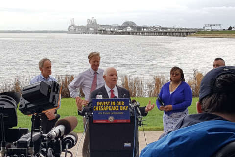 Cardin pledges to fight for Chesapeake Bay funding