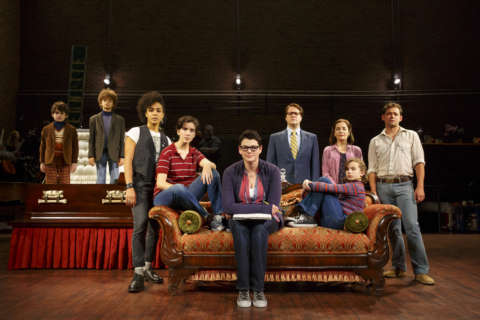National Theatre's 'Fun Home' ushers in new musical generation