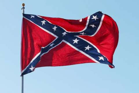 Virginia students display Confederate flags for spirit day