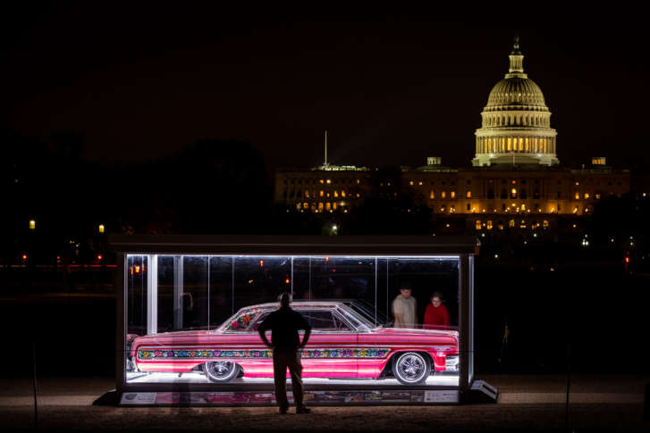 See These Historic Vehicles On The National Mall Photos
