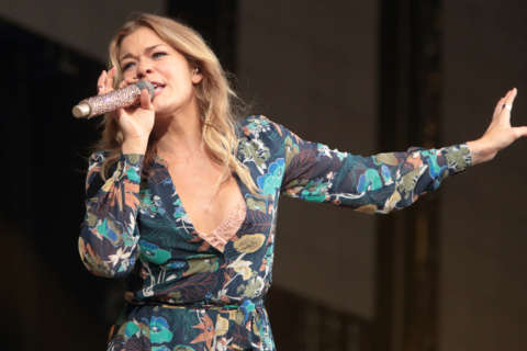 LeAnn Rimes joins NSO Pops for live concert at Kennedy Center