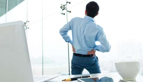 Keep moving to avoid and relieve back pain