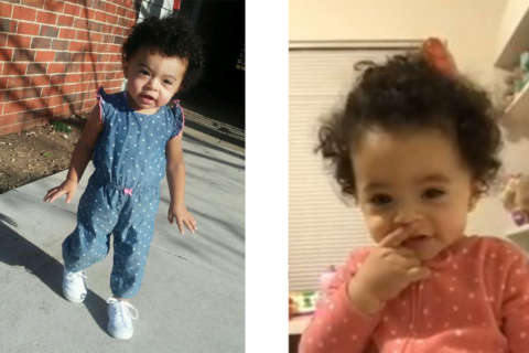 Police: Missing 15-month-old Montgomery Co. girl found safe