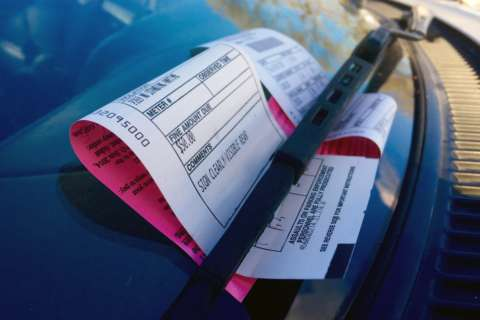 DC parking-ticket revenue drops, even as fees rise