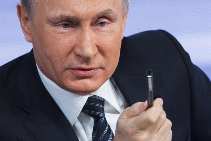 Výsledek obrázku pro Putin a Syrie
