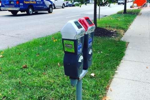 Red top parking meter enforcement date set