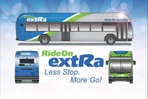MCDOT to introduce new commuting option, Ride On extRA