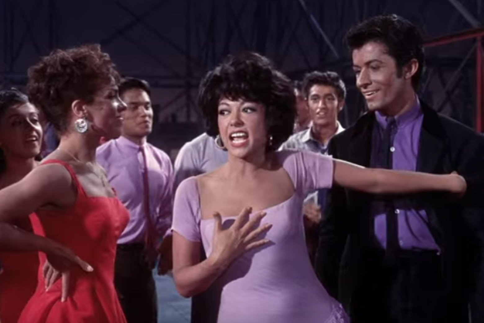 who played anita in west side story