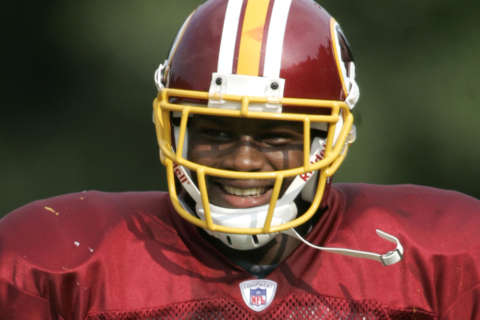 Skins linebacker to portray legend Sean Taylor in show on murder
