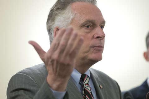 Stiffer rioting penalties vetoed by Va. Gov. McAuliffe