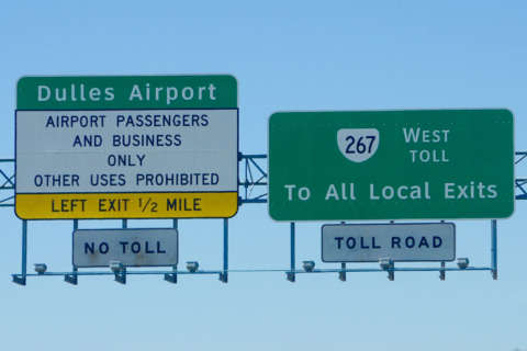 New Year brings Dulles Toll Road rate increase