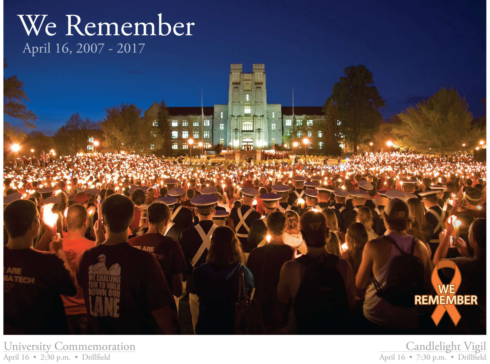 Photos Remembering Virginia Tech 10 Years After The Massacre Wtop