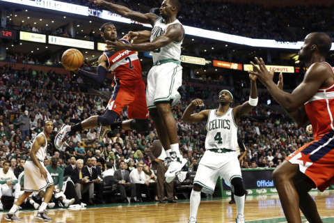 Washington Wizards Eastern Conference Semifinals schedule