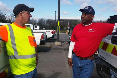VDOT crews recount near misses in work zones