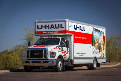 U-Haul tracks the trucks: Where people are moving and where DC ranks