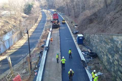 National Park Service is making progress on Beach Drive project