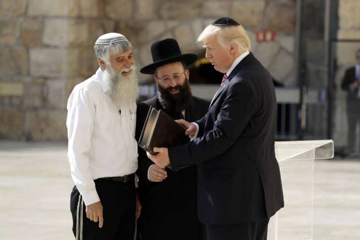 Trump in Bethlehem highlight of dailies — Newspapers Review