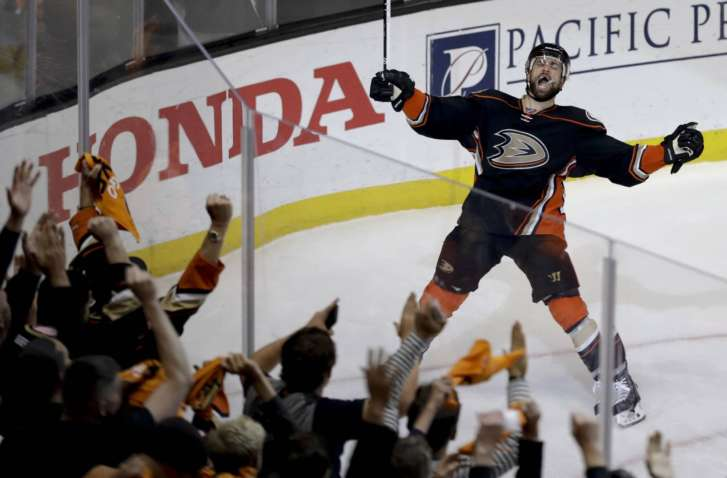 Stanley Cup Playoffs: Ducks eager for rematch with Predators in West final