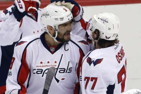 Capitals cruise to a Game 7, topping Pittsburgh 5-2