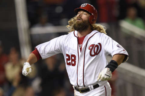 Nats fan-favorite Werth retires with 'no regrets': report