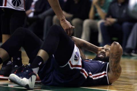 Wizards lose Game 7 to Boston, 115-105