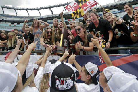 U.Md. women's lacrosse wins NCAA Championship
