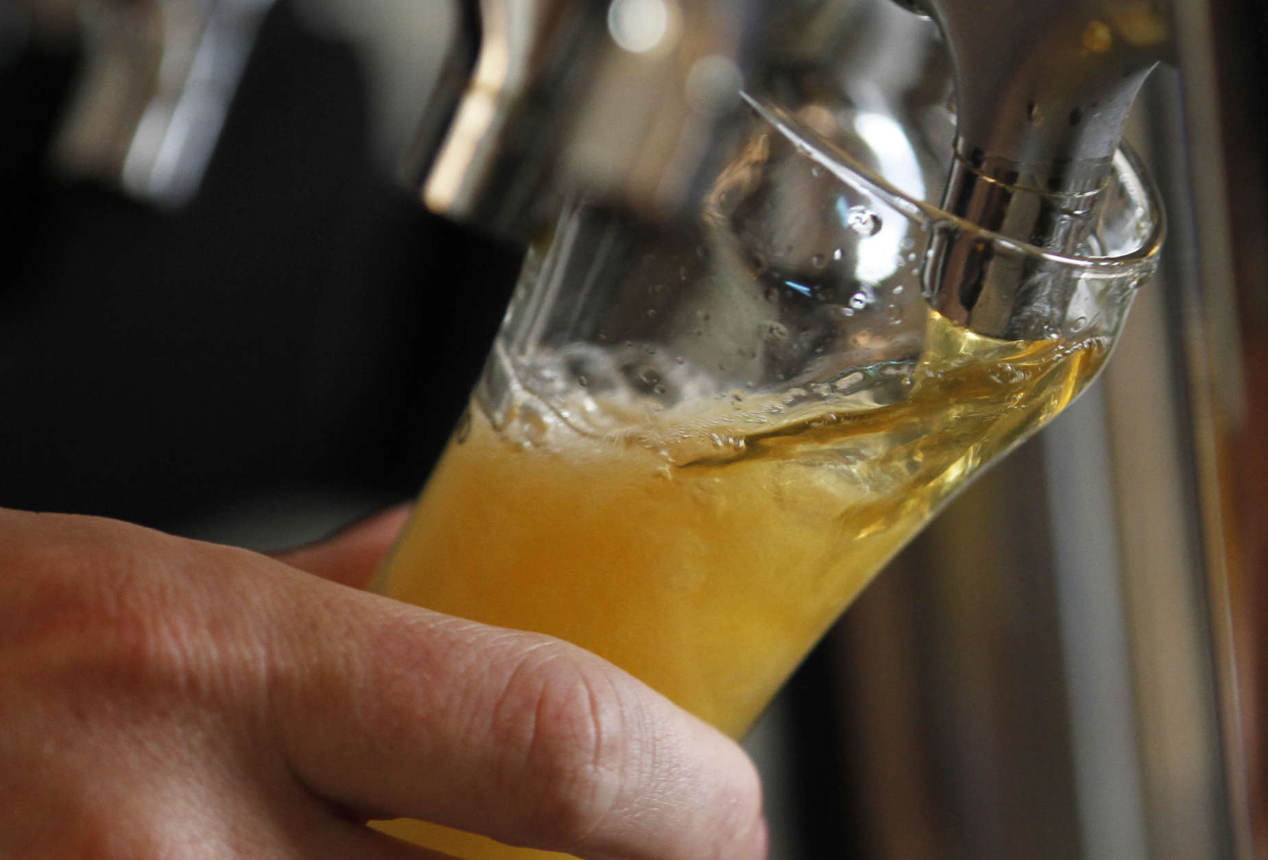 Famed California craft brewing company, The Bruery, is opening its first brick-and-mortar store east of the Mississippi this fall in D.C.'s Union Market district. (AP Photo)